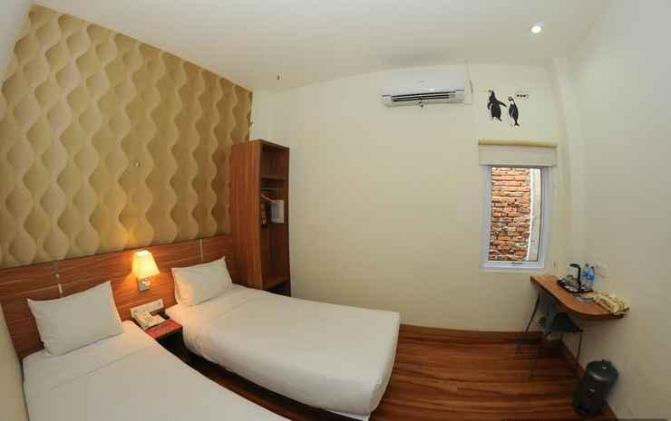 Hotel Tanjung Karang Bengkulu Bengkulu - Silver - Twin Bed