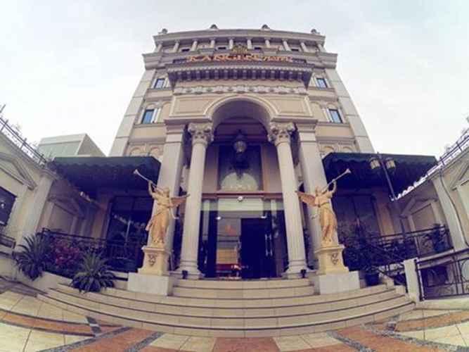 EXTERIOR_BUILDING Kangen Boutique Hotel