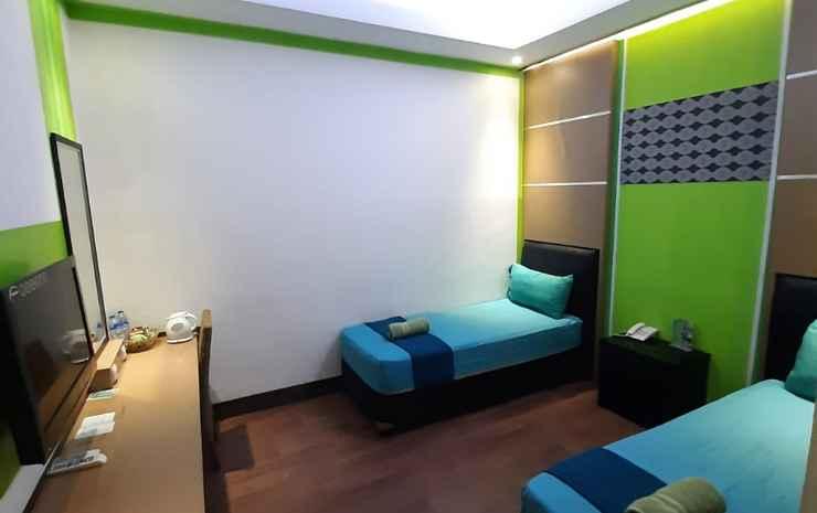 Hotel Santun Cirebon Syariah Cirebon - Superior Twin