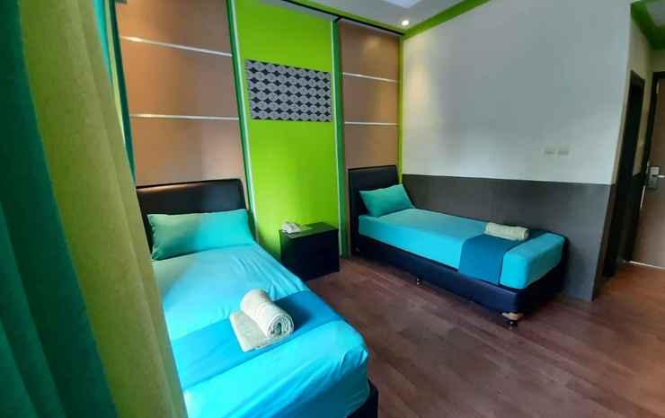 Hotel Santun Cirebon Syariah Cirebon - Standard Twin