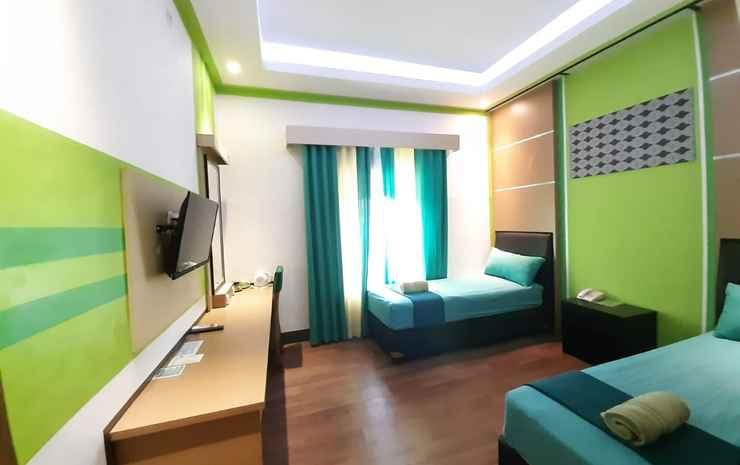 Hotel Santun Cirebon Syariah Cirebon - Deluxe Twin