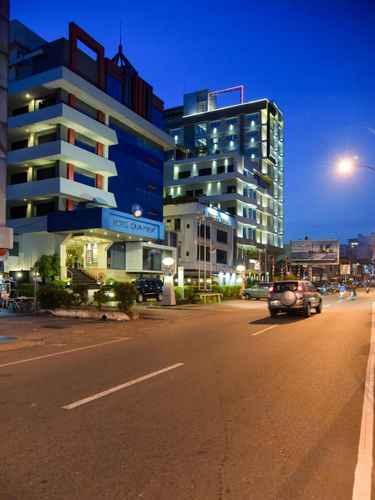 EXTERIOR_BUILDING Hotel Gajahmada