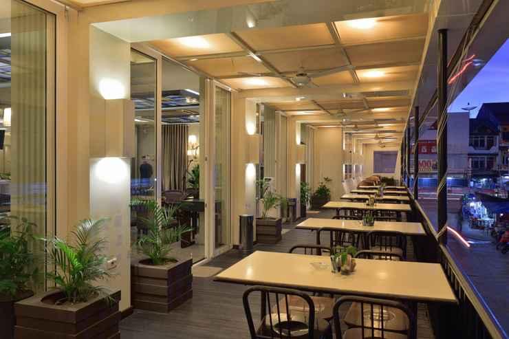 BAR_CAFE_LOUNGE Hotel Gajahmada