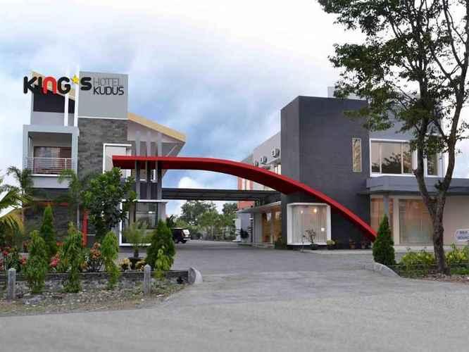 EXTERIOR_BUILDING Hotel King's Kudus