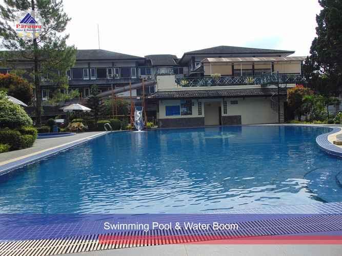 SWIMMING_POOL Parama Hotel Puncak