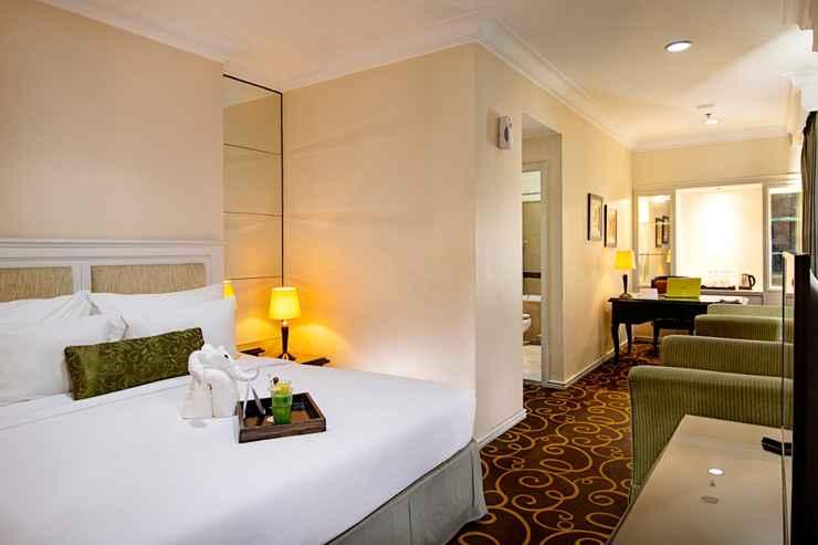 BEDROOM Blue Sky Pandurata Hotel Cikini