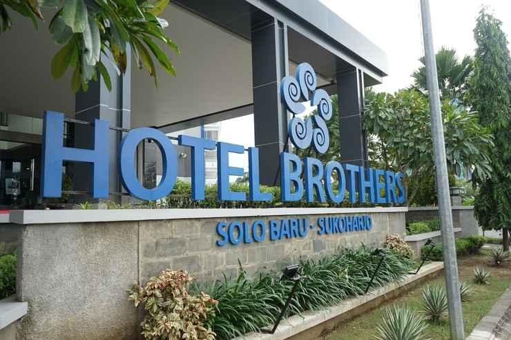 EXTERIOR_BUILDING Hotel Brothers Solo Baru