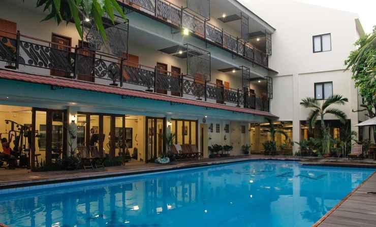 SWIMMING_POOL Cantya Hotel
