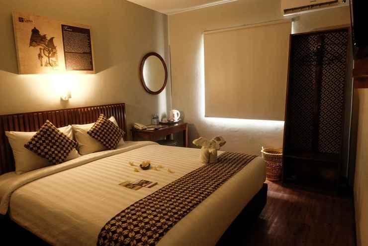 BEDROOM Cantya Hotel