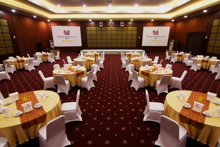 FUNCTIONAL_HALL Merapi Merbabu Hotels & Resort Yogyakarta
