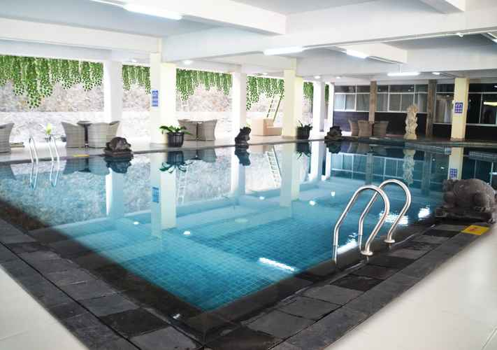 SWIMMING_POOL Merapi Merbabu Hotels & Resort Yogyakarta