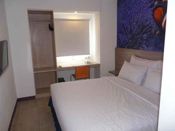 BEDROOM Top Hotel Manado by Gran Puri