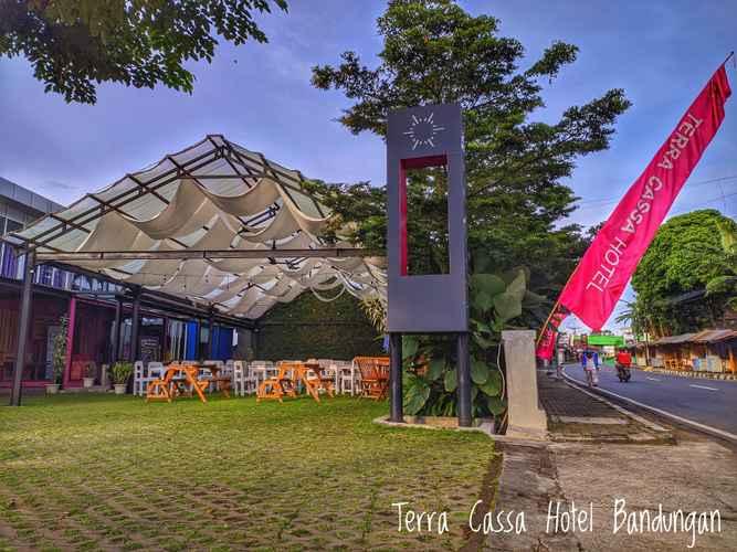 EXTERIOR_BUILDING Terra Cassa Hotel