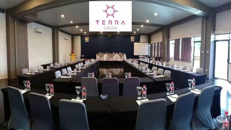 FUNCTIONAL_HALL Terra Cassa Hotel