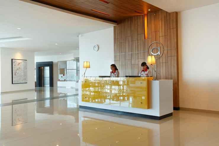 LOBBY Amaris Hotel Season City Jakarta