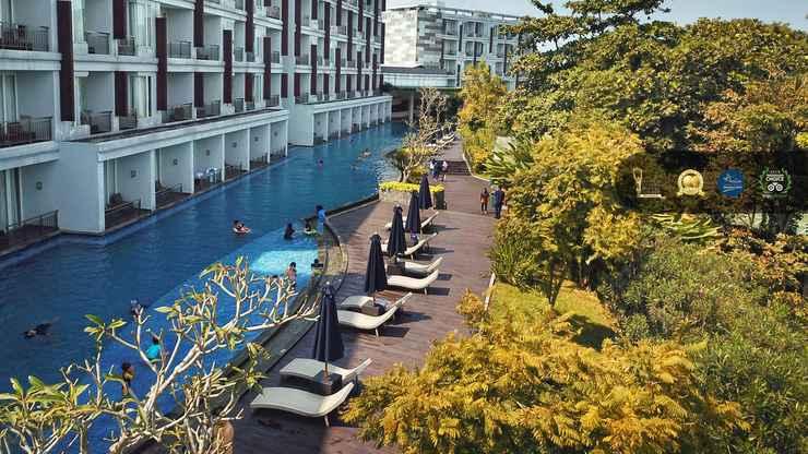 SWIMMING_POOL R Hotel Rancamaya