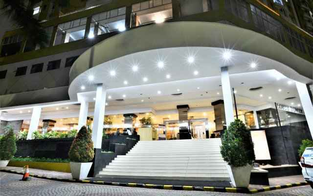 LOBBY Elvour Hotel Serpong