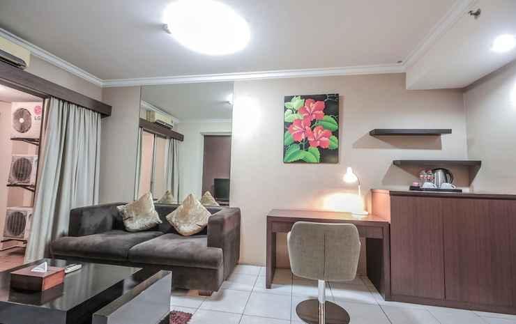 Elvour Hotel Serpong Tangerang -