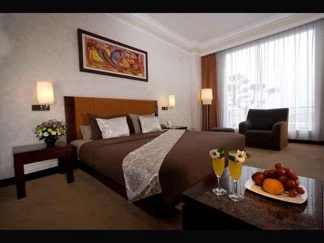 BEDROOM Grand Wahid Hotel Salatiga