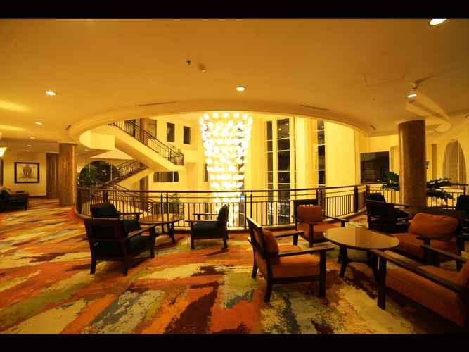 LOBBY Grand Wahid Hotel Salatiga