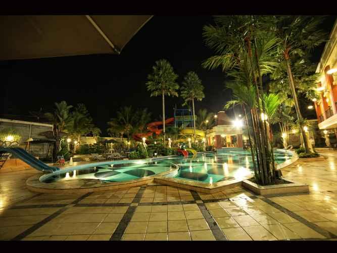 SWIMMING_POOL Grand Wahid Hotel Salatiga