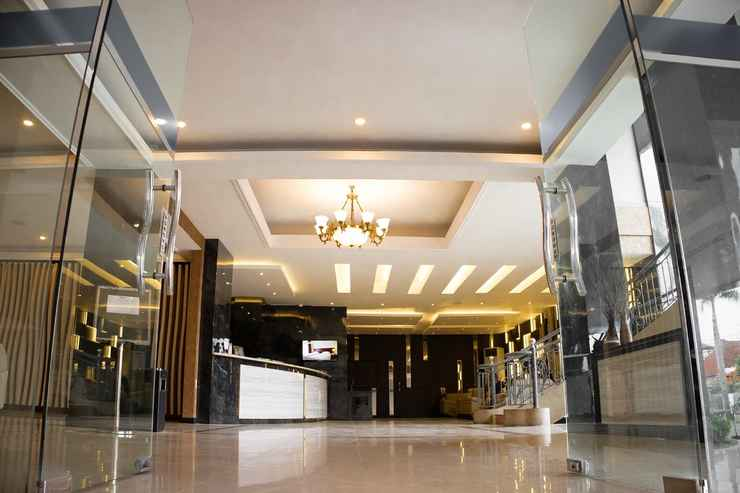 LOBBY Karlita Hotel Tegal