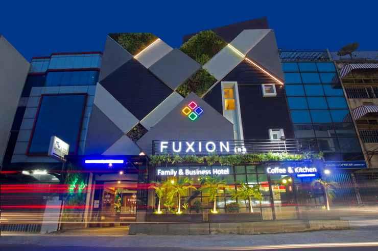 EXTERIOR_BUILDING Fuxion Inn