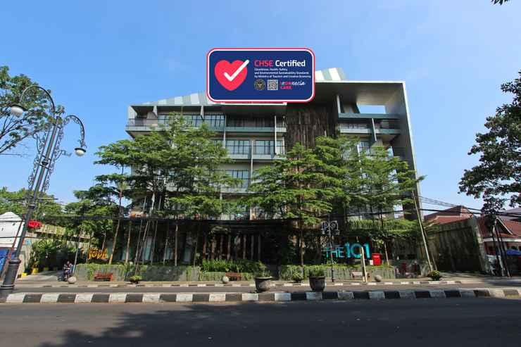 EXTERIOR_BUILDING THE 1O1 Bandung Dago