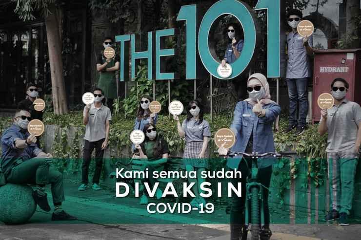 HYGIENE_FACILITY THE 1O1 Bandung Dago