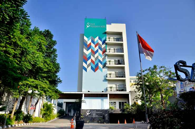EXTERIOR_BUILDING Padjadjaran Hotel