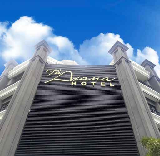 EXTERIOR_BUILDING The Axana Hotel