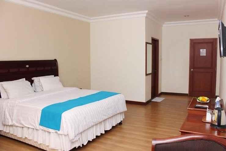 BEDROOM Bumi Ciherang Hotel by Safin