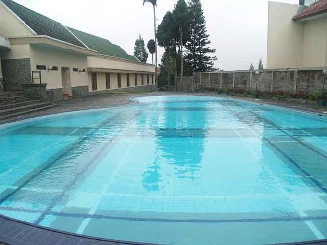 RESTAURANT Bumi Ciherang Hotel by Safin