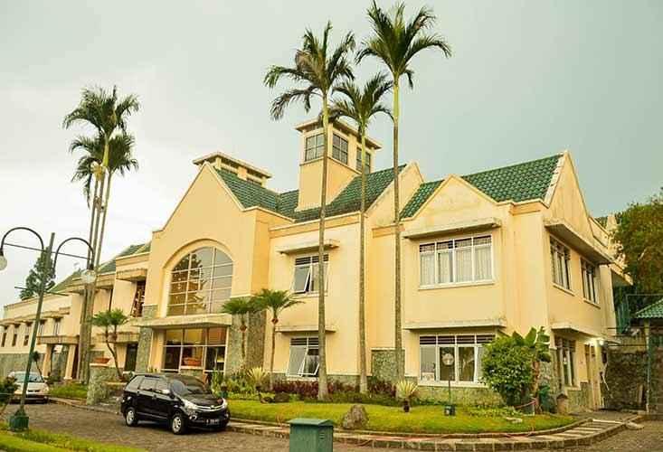EXTERIOR_BUILDING Bumi Ciherang Hotel by Safin
