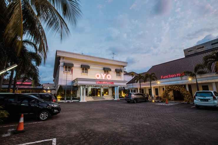 EXTERIOR_BUILDING Capital O 534 Sriwijaya Hotel