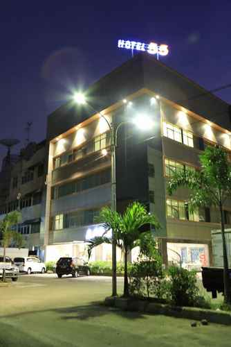 EXTERIOR_BUILDING Hotel 55 International