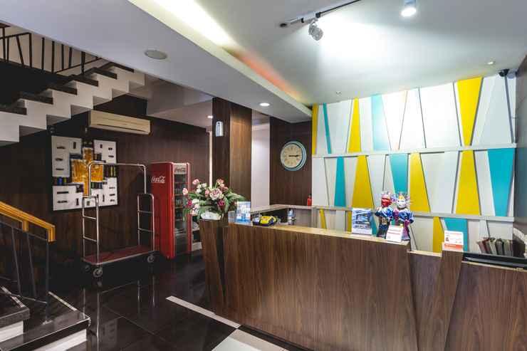 LOBBY Feodora Hotel Grogol