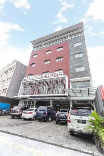EXTERIOR_BUILDING Feodora Hotel Grogol