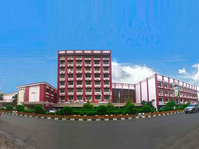 EXTERIOR_BUILDING Hotel Sandjaja