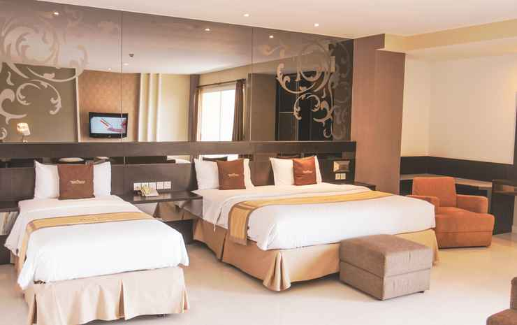 Prime Royal Boutique Hotel Surabaya Surabaya - Family Suite Breakfast