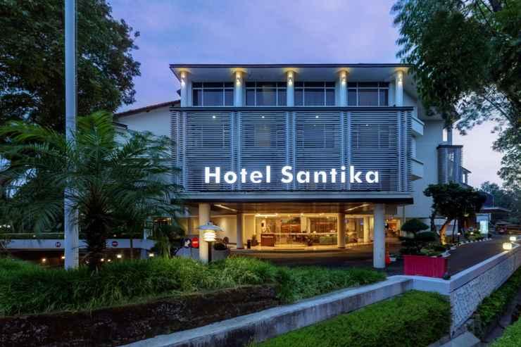 EXTERIOR_BUILDING Hotel Santika Bandung