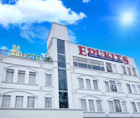 EXTERIOR_BUILDING OS Hotel Edukits (FKA Venesia Hotel)