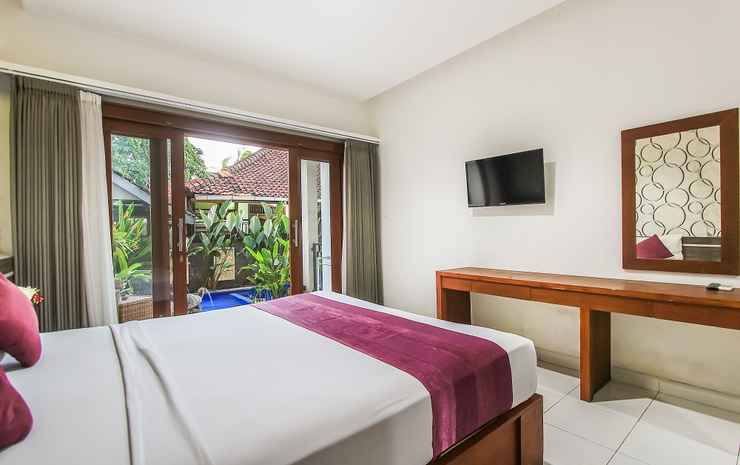 D'Gaduh Suite Kuta Bali - Deluxe Double with Pool Access