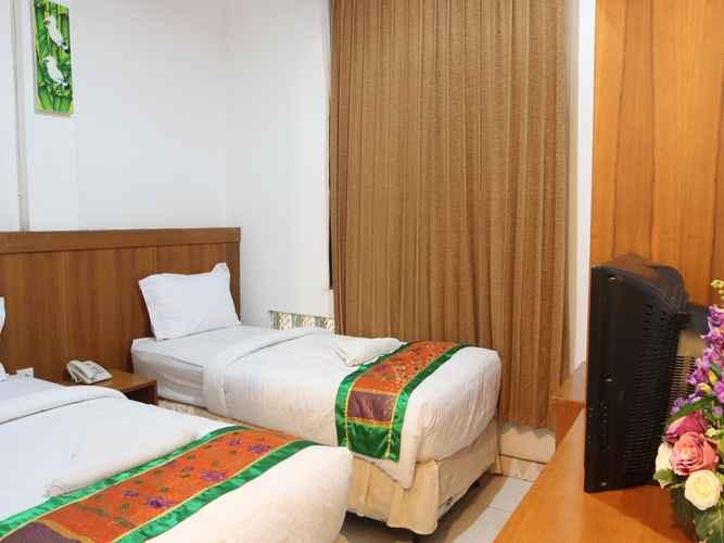 BEDROOM Havilla Maranatha Hotel