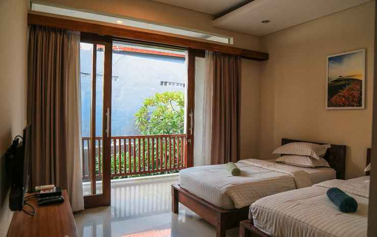 Alia Home Bali - Deluxe Twin