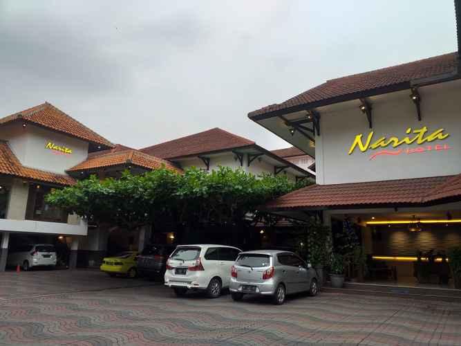 EXTERIOR_BUILDING Narita Hotel Tulungagung