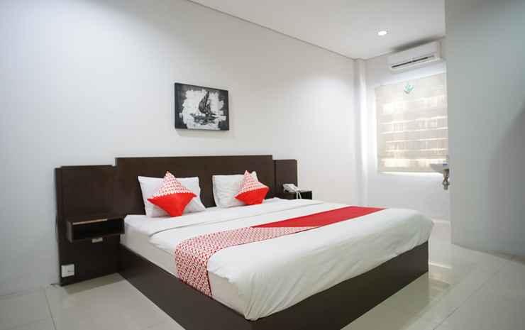 OYO 1477 Athar 88 Hotel Balikpapan - Deluxe Double