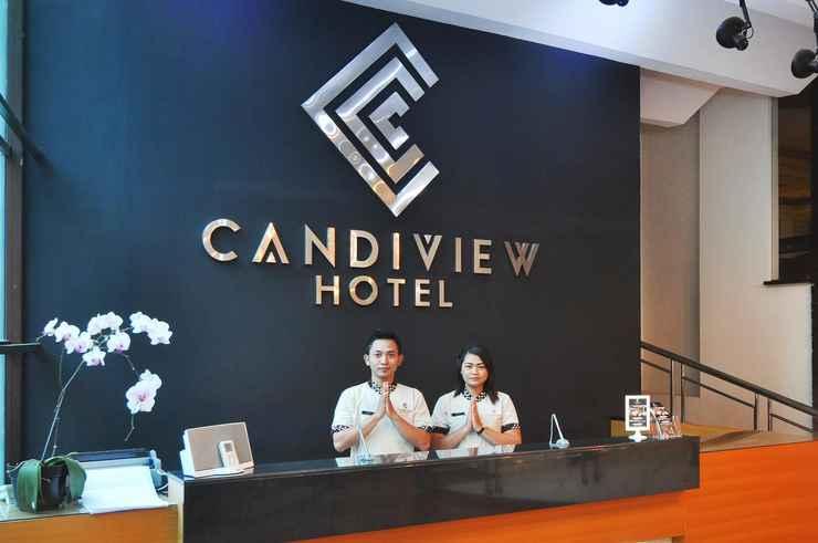 LOBBY Candiview Hotel Semarang