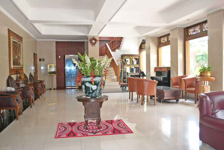 LOBBY Rizen Padjadjaran Hotel