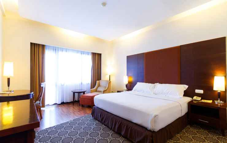 BEDROOM Pangeran Beach Hotel